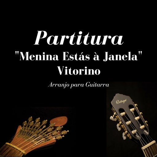 Partitura - Verdes Anos - Carlos Paredes-2