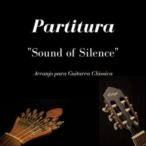 partitura Sound of Silence